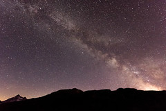 Milky Way Galaxy (LeeBell83) Tags: absolutelyperrrfect d5300 explore frenchalps france ngc nikond5300 landscapes mountains nature nikon slowexposure astrophotography nightscapes milkywaygalaxy solarsystem milkyway