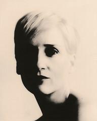 Portrait (Antonio's darkroom) Tags: mamiya rz67 fuji acros ektalure lith ld20 moersch toned portrait tapestry kodak