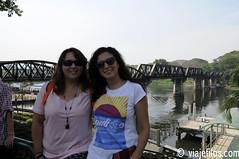 01 Viajefilos en Bangkok, Tailandia 218 (viajefilos) Tags: bea pablo tailandia kanchanaburi bauset viajefilos