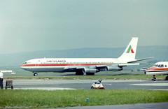 A706E CS-TBA B707-382B Air Atlantis GLA (fergusabraham) Tags: cstba b707 tap gla boeing707 airatlantis glasgowinternational