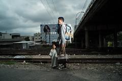 * (Sakulchai Sikitikul) Tags: street thailand kid sony muslim flash voigtlander 28mm streetphotography snap songkhla islamic hatyai a7s