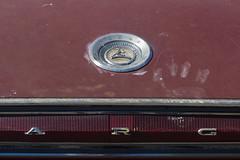 CZJ Biotar 7.5cm  f1.5, p (Ebanator) Tags: zeissbiotar75cmf15 exakta biotar7515 1966dodge 1966dodgecharger dodgecharger antiquecar musclecar classiccar canon60d