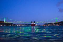 DSC_0218 (MonaArafat) Tags: istanbul sea lightpaint night photography phosphorus