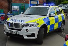 Norfolk Constabulary | BMW X5 | Armed Response Vehicle | AU15 ACZ (Chris' 999 Pics) Tags: constabulary norfolk roads policing unit rpu traffic car acle bmw x5