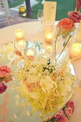 Pink Music Wedding (Tenuta dei Normanni Salerno) Tags: pink rosa music wedding anfiteatro salerno matrimonio location weddingcake confettata light atmosfera notte cerimonia fiori