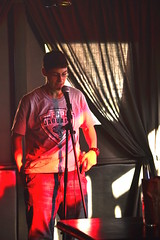 _DSC0249 (Sean Steinberg) Tags: open mic stand up comedy the whisperer echo park los angeles