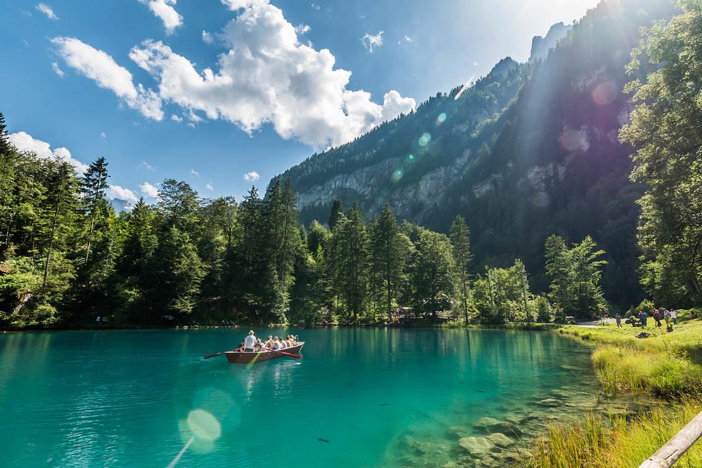 blausee schweiz flare dudans tags switzerland see summer offnungszeiten