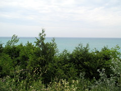 View from Peterson Park (BunnyHugger) Tags: letterboxing michigan northport petersonpark