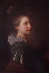 Alexis Grimou (1678, Argenteuil  1733, Paris) Young Woman in Theatrical Costume, 1730-33, oil on canvas, 74 x 59 cm, acquired between 1763 and 1774,  The Hermitage, St. Petersburg (Sergei P. Zubkov) Tags: hermitage alexisgrimou french painting oil canvas september 2016 portrait