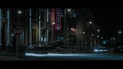 Brewhouse lights (R. Wozniak) Tags: longexposure light motion cinematic color nikond750 night milwaukee pabstbrewery brewhouse inn 16x9