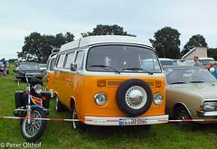 Volkswagen T2 Camper (peterolthof) Tags: neurhede 1011092016 peter olthof peterolthof