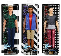 2017 Fashionista Ken (toomanypictures1) Tags: 2017 fashionista ken mattel upcoming dolls