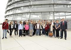 """Schülerinnen und Schüler der Gesamtschule Barmen zu Besuch im Bundestag (28.09.2016) • <a style=""""font-size:0.8em;"""" href=""""http://www.flickr.com/photos/38352417@N02/29887820472/"""" target=""""_blank"""">View on Flickr</a>"""