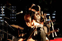 Dotonbori River Festival, Namba, Osaka (jtabn99) Tags: osaka dotonbori festival play music dance shamisen 20161022 river canal     japan nippon nihon