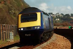 ROUND THE BEND (skysthelimit333) Tags: hst southwestcoast railway devon teignmouth