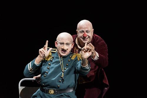 Barrie Kosky's new Royal Opera production of Shostakovich's surrealist satire will be streamed live via YouTube and The Opera Platform.