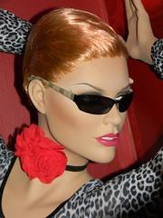Decter Mannequin SIN (capricornus61) Tags: decter display mannequin sin shop window doll dummy dummies figur puppe schaufensterpuppe model woman face art indoor home sammeln collecting hobby