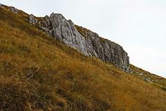 (HimzoIsi) Tags: mountain mountainside rock stone grassland landscape outdoor