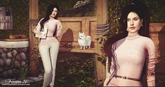 New Post: Forever 21 LOTD 251 Young and Beautiful...  (adriane.silvaa07) Tags: truthhair belleepoque treschic labelmotion moccino chezmoi raindale fashion photography sunset secondlife