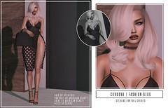Erratic (Britney Cordova) Tags: stealthic american beauty americanbeauty tres chic treschic letre studioexposure lebajoacosmetics essenz salvadori rebelgal slblogger slavi slblog