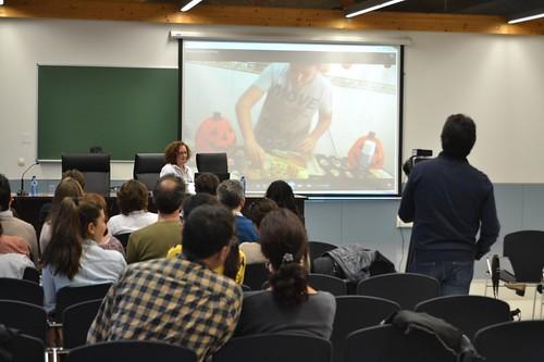 Jornadas docencia en Inglés UPCT 4