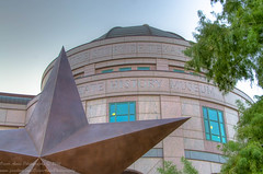 Bub Bullock History of Texas Museum (OscarAmos) Tags: architecture austin downtown texas availablelight hdr lightroom 18200mm photomatix tonemapped detailenhancer topazadjust nikond5100