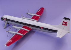 1/72 Vickers Vanguard (kevinpayne67) Tags: model 172 vanguard scalemodel vickers brooklands modelaircraft vickersvanguard 172scale
