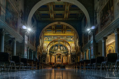 """Basilica di Santa Prassede • <a style=""""font-size:0.8em;"""" href=""""http://www.flickr.com/photos/89679026@N00/15650241707/"""" target=""""_blank"""">View on Flickr</a>"""