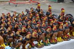 turkey asia figurines rooster thermalpool naturalwonder pamukkale historicalsite denizli mudpool mudbath naturalphenomenon healthspa karayahit symbolofwesterndenizli