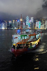 _DSC2231 (the.bryce) Tags: ferry night hongkong starferry victoriaharbour hongkongbay