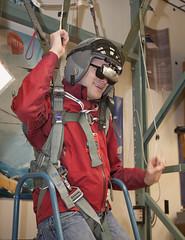 Life Support Parachute Simulator