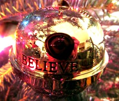 Believe (Zach St.Laurent) Tags: santa christmas winter holiday tree bells season lights candle seasonal christmastree believe motivation jingle