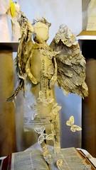 Festival of Angels (scrappy annie) Tags: christmas festival angel angels christmasdecorations staffordshire clun curch churchinterior festivalofangels stgeorgeschurchclun
