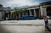 Sukhumi main railroad station (Maciek Leszczelowski) Tags: railroad abandoned postcommunism vokzal abkhazia abazia unrecognized sukhum wokzal suchumi apsny abchazja suchum separatistrepublic sukchumi