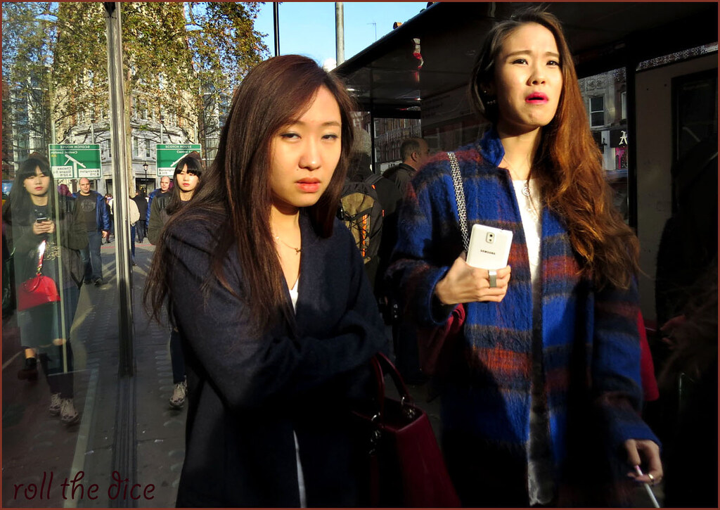 chinese girls in london