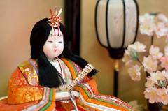 Hinamatsuri Dolls (Sam-in-Japan) Tags: statue festival japan doll princess objects figure nakatsu oita hinata hinamatsuri itaken nakatsushi