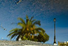 Reflections1 (gatsishot) Tags: beach reflections nikon greece crete 1855 lasithi nikolaos ormos agios katholiko d5100 gatsishot