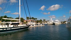 Fort Lauderdale Florida  Pier 66 Marina #Yachts #FortLauderdale #Florida (Daniel Piraino) Tags: water sailboat marina waterfront florida yacht outdoor fortlauderdale yachts soflo
