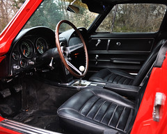 """1966 Corvette Sting Ray • <a style=""""font-size:0.8em;"""" href=""""http://www.flickr.com/photos/85572005@N00/16055034896/"""" target=""""_blank"""">View on Flickr</a>"""