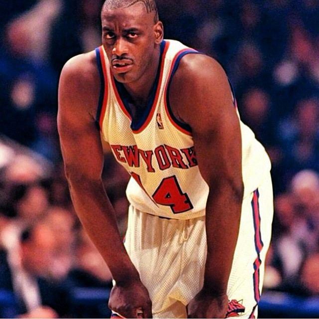 #S.I.P Anthony Mason One Of The Strongest #NYC #KnicksTape  Players (The Bully)