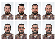 Ageism in The Media (Drengere Photography) Tags: portrait colour male art digital photoshop beard photography cool model drawing manipulation age retouch retouching adverts ageing retoucher