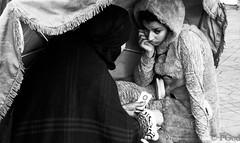 18022015-P1180098 (Philgo61) Tags: voyante carte marrakech médina market marché souk souks maroc morocco afrique africa panasonic lumix gf1 femme femmes women woman cartes girl girls