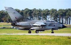 RAF Royal Air Force Panavia Tornado GR4 ZA462 Taxi (Mark 1991) Tags: tornado raf lossiemouth panavia royalairforce gr4 raflossiemouth za462