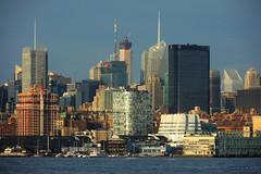 NYC from Hoboken, NJ (-AX-) Tags: newyorkcity ny building skyline architecture skyscraper manhattan midtown hudsonriver fleuve btimentgrattecielimmeuble