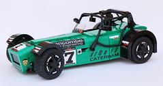 Caterham R300 Lightweight racing spec (bricktrix) Tags: toys lego legocar caterham7 caterhamseven caterhamr300 legocaterham