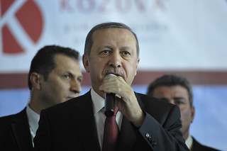 Turkish President Tayyip Erdogan, From FlickrPhotos