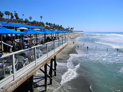 DSCN0455 (FLY2BIGBEAR) Tags: winter beach restaurant pier amtrak fishermans sanclemente metrolink 2015