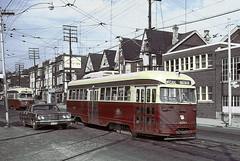 TTC 4589, Toronto, August 26, 1970 (railfan 44) Tags: ttc transit streetcar pcc