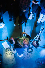 BTS: Marika Hackman (The405) Tags: portrait music london gallery live gig behindthescenes reportage bts marikahackman
