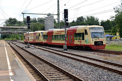 HzL 245, Donaueschingen (Howard_Pulling) Tags: camera train photo nikon photos picture july zug bahnhof trains ubahn bahn ssb 2014 donaueschingen howardpulling d5100